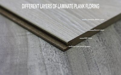How Laminate Flooring Is Made