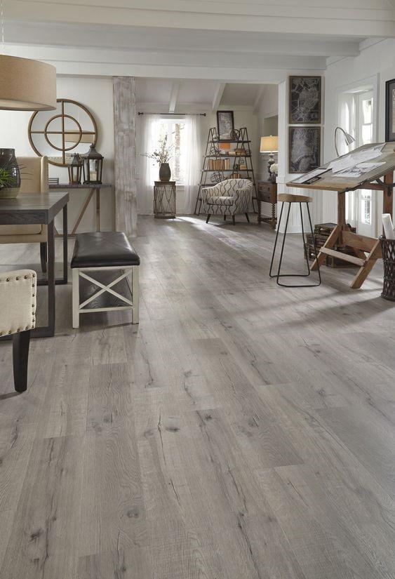 Grey Flooring Ideas
