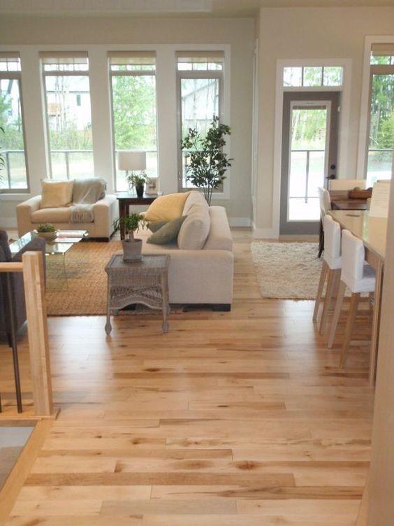 Light Flooring Ideas
