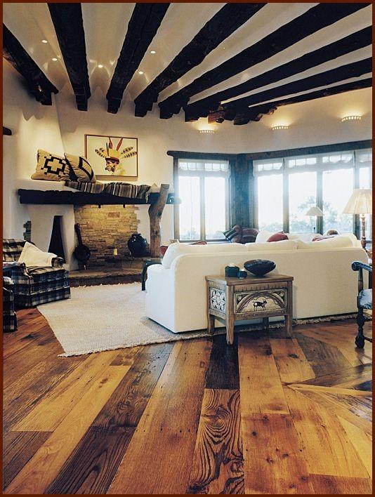 Multi Toned Flooring Ideas